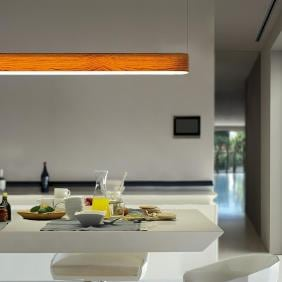 Bar Dining Beach House by A-cero Architects with LZF I-Club