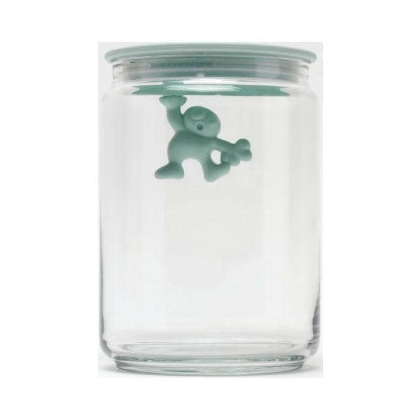 A di Alessi Gianni a little man holding on tight Jar ALE AMDR05MS mint