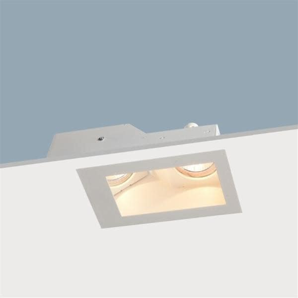 Absinthe Mini Ghost C Recessed ceiling light AB 11094-01 white