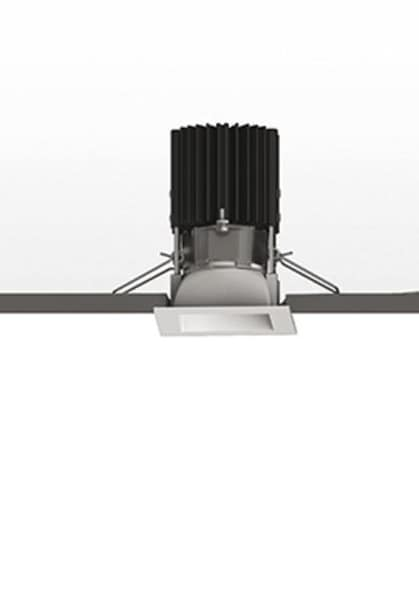 Artemide Architectural Everything 55 Square trim AR NL4204234K002 Silver