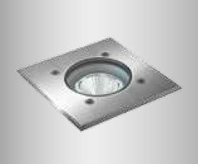 Bel Lighting Zaxor 10° BL 7016.W276.16 Brushed stainless steel