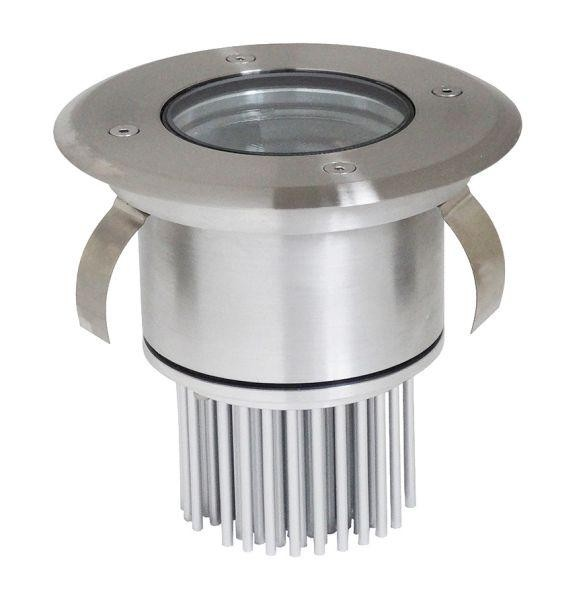 Bel Lighting Zaxor 10° BL 7016.W301.16 Brushed stainless steel