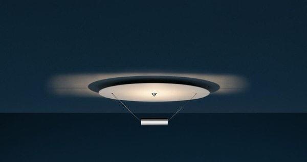Catellani & Smith Disco LED Triac dim CS DSOLW White