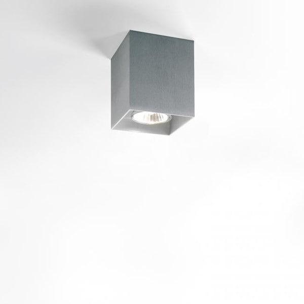 Delta Light Boxy DL 2516720ALU Aluminium grey