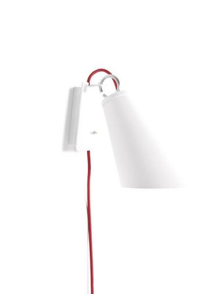 Domus Pit Hardwired DO 5865.5875 White / Red