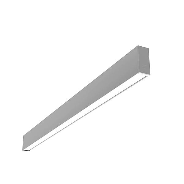 Flos Architectural In-Finity 35 Surface Micro-Prismatic Diffuser AN N35S144U02B Silver