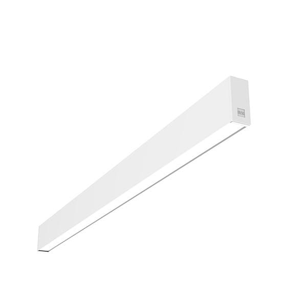 Flos Architectural In-Finity 35 Surface Micro-Prismatic Diffuser AN N35S194U30B White