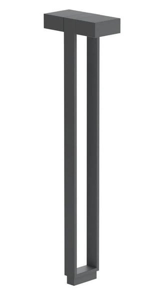 Flos Mile Bollard 1 900 Double FL F015H42A033 Anthracite