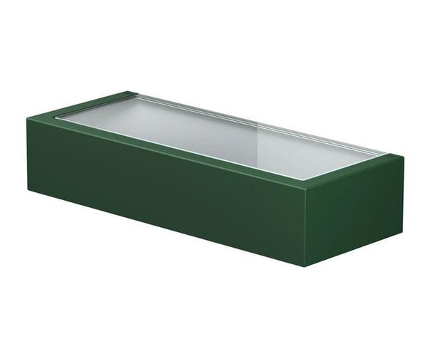 Flos Mile Wall 2 Washer Up Dali FL F015E31D012 Forest green
