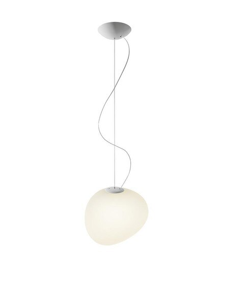 Foscarini Gregg Media (M) E27 Dim FO 168007E-10 White