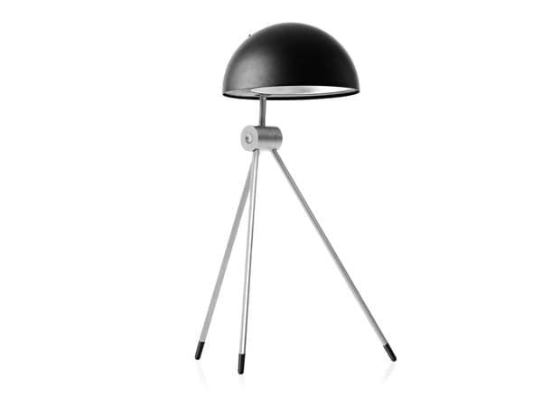 Fritz Hansen Lighting Radon T LY 52001508 Matted chrome / Black