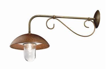 Il Fanale Portico 221.26.ORT IF 221.26.ORT Brass / Copper