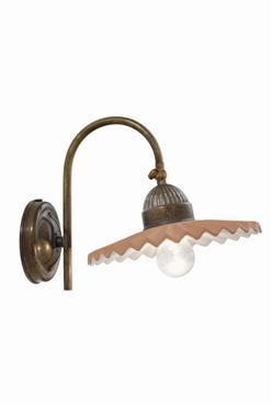 Il Fanale Terre Cotte 063.19.OC IF 063.19.OC Brass / Ceramic