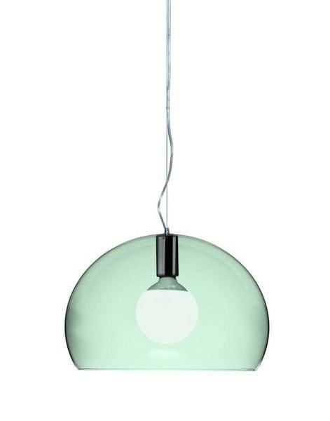 Kartell FL/Y KA 9053K9 Transparent light green