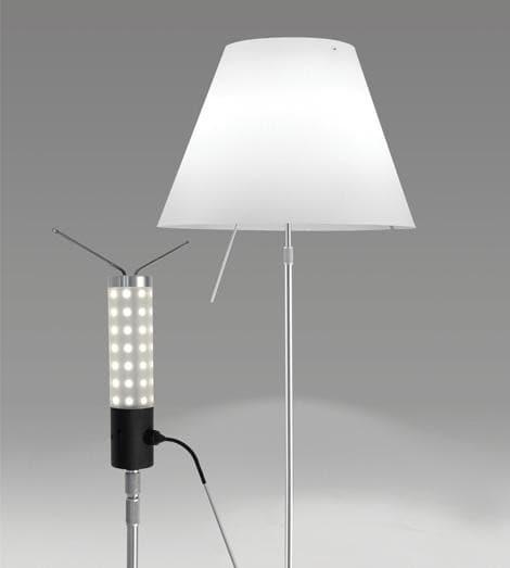 Luceplan Costanza LED D13tif L LP 1D13LT01F020 Aluminium