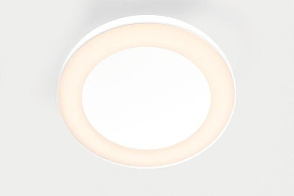 Modular Lighting Flat Moon Eclips 650 Ceiling Down LED Dali/pushdim GI MO 13362409 White structured