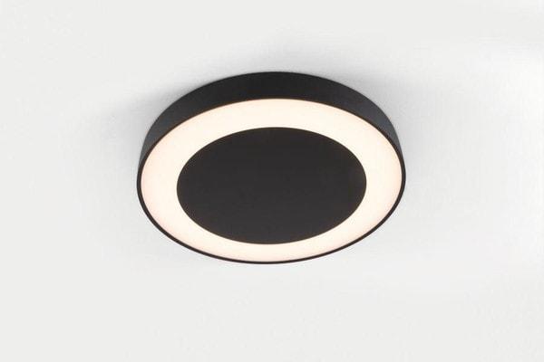 Modular Lighting Flat Moon Eclips 950 Ceiling Down LED Dali/pushdim GI MO 13363532 Black structured