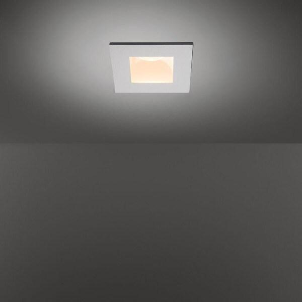 Modular Lighting Slide Square IP44 MR16 MO 10480828 Aluminium structured