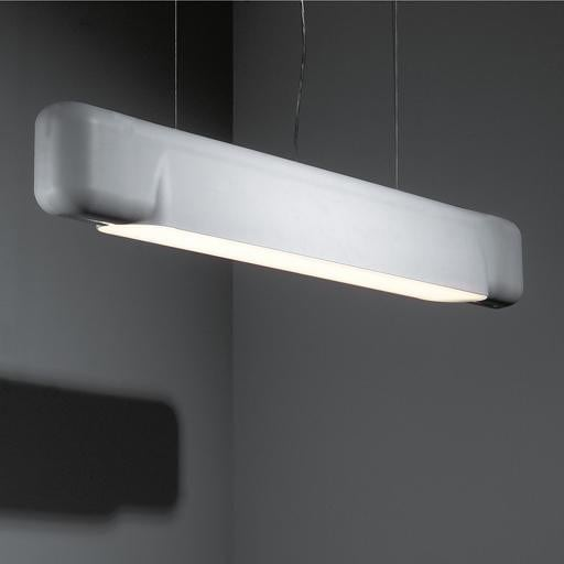 Modular Lighting U Shape Suspended TL5  MO 11280432 Black structured