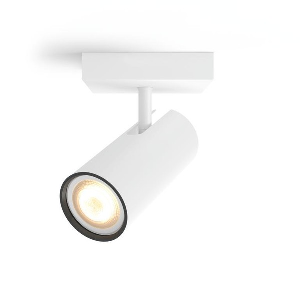 Philips Hue Buratto White Ambiance Spotlight (extension) (dimmer excl.) MA 5046131P8 White