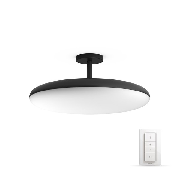 Philips Hue Cher White Ambiance Ceiling light (dimmer incl.) MA 4096930P7 Black
