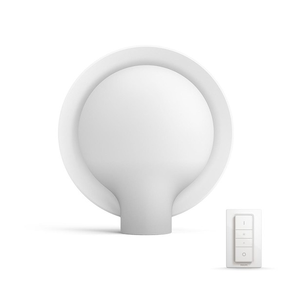 Philips Hue Felicity White Ambiance Table lamp (dimmer incl.) MA 4097531P7 White
