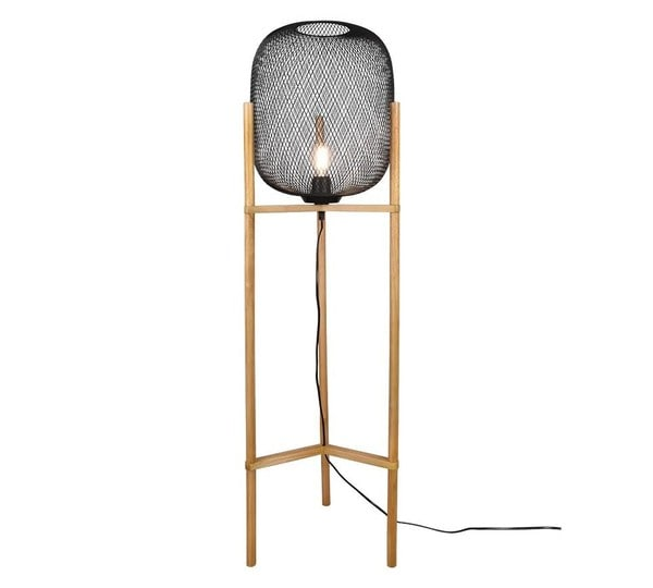 Reality Calimero floor lamp TR R40561032 Matted black