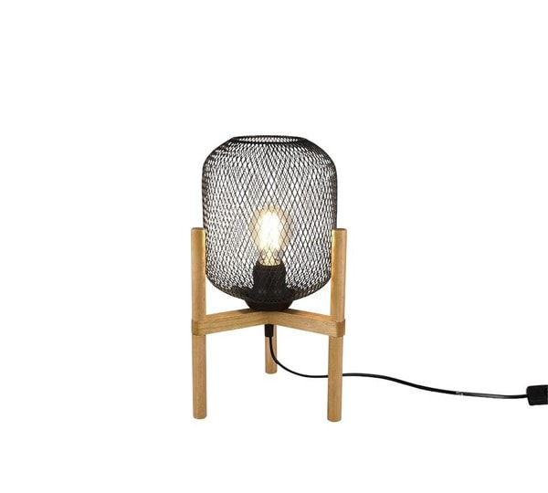 Reality Calimero table lamp TR R50561032 Matted black
