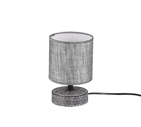 Reality Marie decorative table lamp TR R50980111 Grey