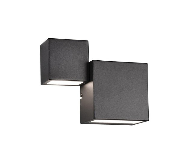 Trio Miguel wall lamp TR 224910232 Matted black