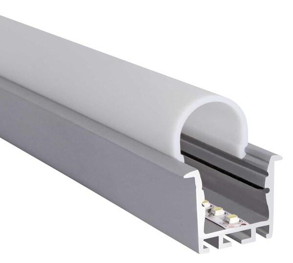 Uni-Bright Accessoires L69C024X UB L69C024X Anodised aluminium