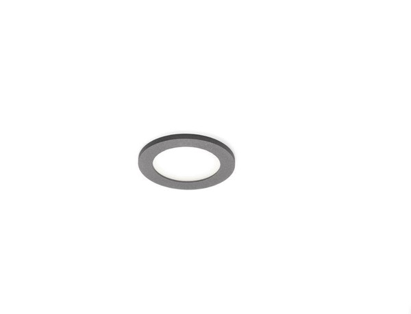 Wever & Ducre Intra IP65 1.0 OPAL LED WE 733168D5 Dark grey